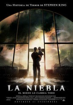 la_niebla_the_mist_dvd