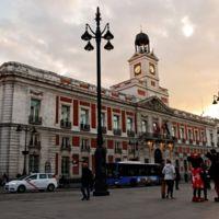 Los iconos de la Puerta del Sol de Madrid