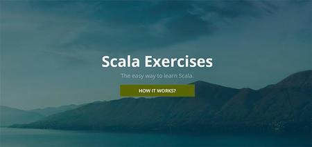 Scala Exercises, aprender el lenguaje online y gratuitamente