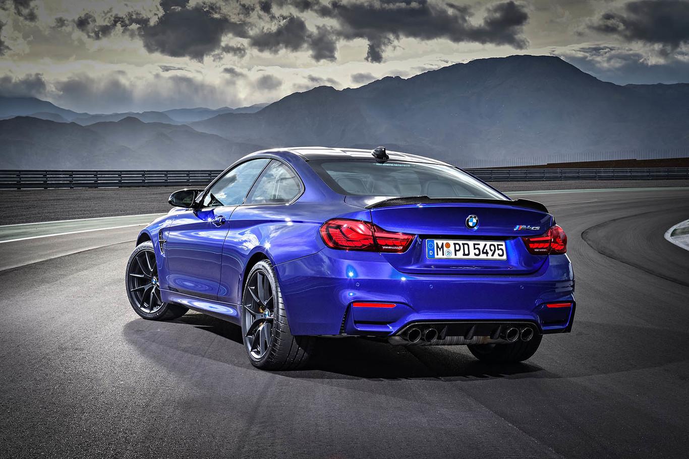 Foto de BMW M4 CS (2/11)