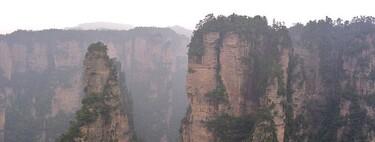 Esta es la mayor concentración de pilares pétreos de arenisca del mundo