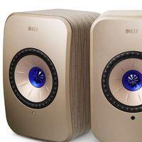 Kef presenta los LSX Soundwave, una reedición de su modelo inalámbrico LSX con un mejorado aspecto y diseño