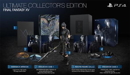 ¿Eres de los que no alcanzó apartar la  Ultimate Collector's Edition de Final Fantasy XV? Te agradará saber que Square Enix está pensando en producir más
