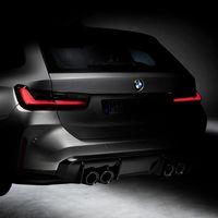 ¡Confirmado! Por fin el BMW M3 Touring se hará realidad: toda la deportividad del M3 con carrocería familiar