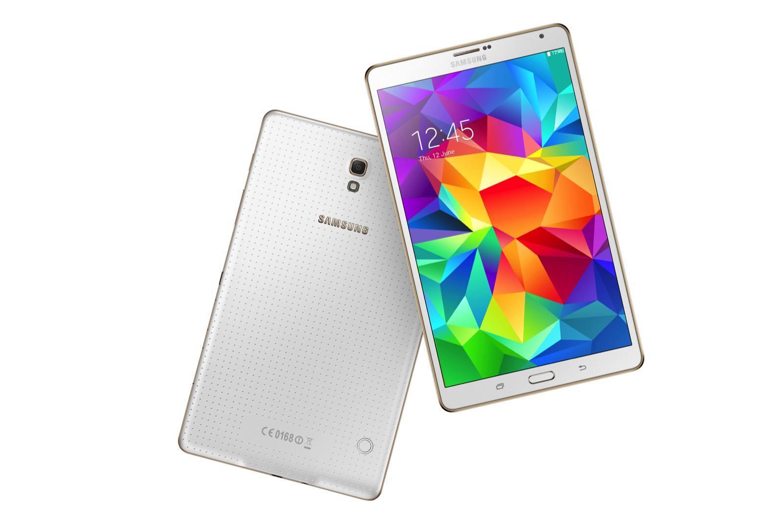 Foto de Samsung Galaxy Tab S 8.4 (12/25)