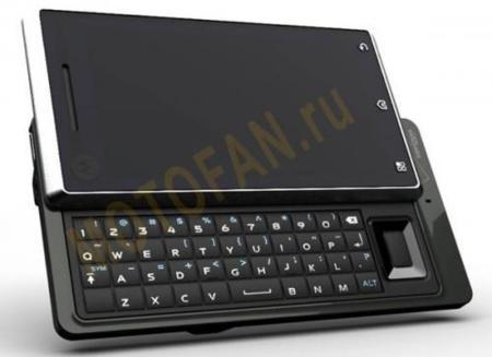 Primeras imágenes del Motorola Sholes con Android