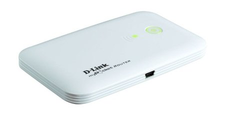 D-Link MyPocket opción para convertir la conexión 3G en WiFi