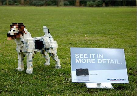 Leica D-Lux 3 y su curiosa campaña promocional