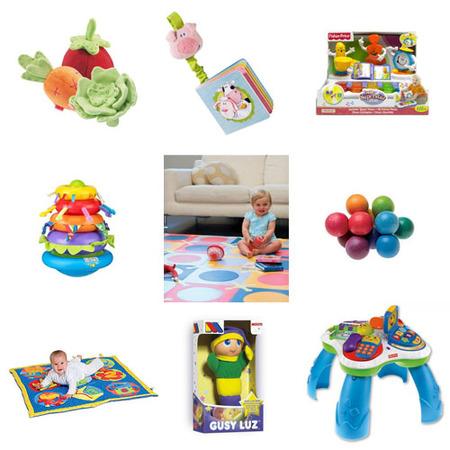 Gu a de regalos de navidad beb s de 6 a 12 meses - Juguetes para ninos 10 meses ...