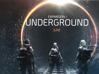 Underground, el primer contenido descargable de pago para The Division se muestra por primera vez