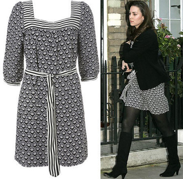 Kate Middleton ya crea crea tendencia