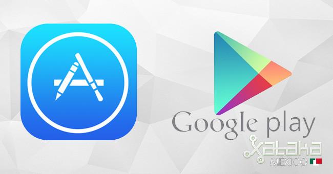 Appstore Google Play