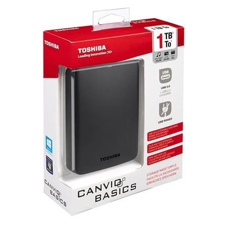 Toshiba Canvio Basics 2