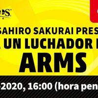 Sigue aquí en directo la presentación del luchador de ARMS para Super Smash Bros. Ultimate [finalizado]