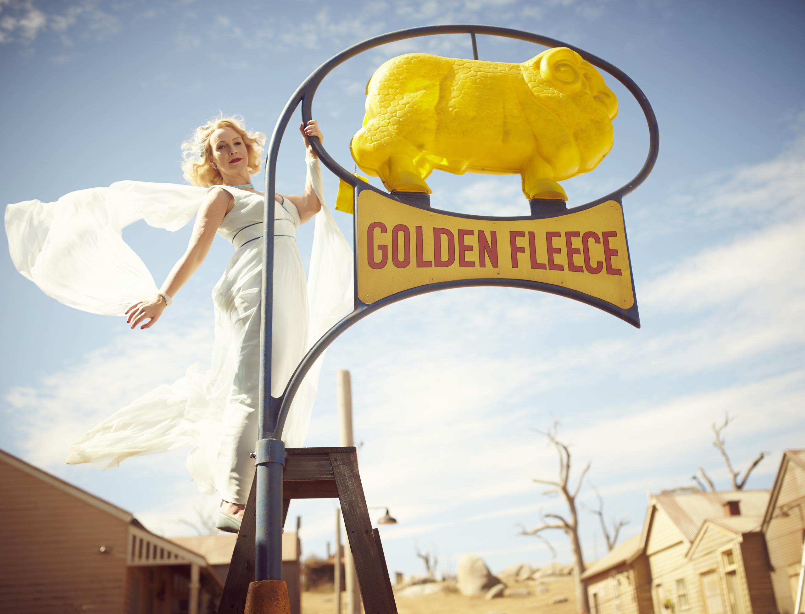 Foto de Kate Winslet es la protagonista del fascinante vestuario de 'La Modista' (4/22)