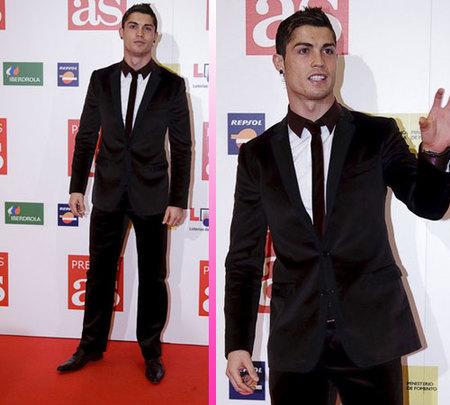 Cristiano Ronaldo protagonista de los Premios As del Deporte