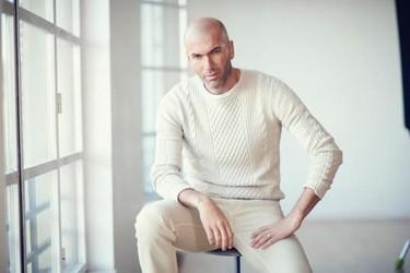 Primeros visuales de la campaña Mango protagonizados por Zenedine Zidane