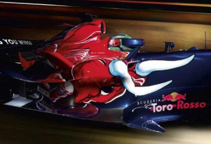 Previo 2008. Toro Rosso, buscando la confirmación