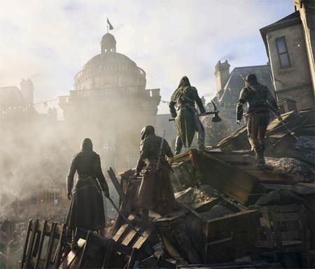 He visto superproducciones menos espectaculares que este tráiler CGI de Assassin's Creed: Unity