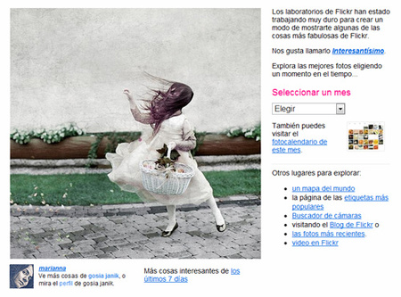 Flickr, ¿ha llegado el fin del Explore?