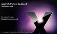 Fondos de escritorio de Snow Leopard