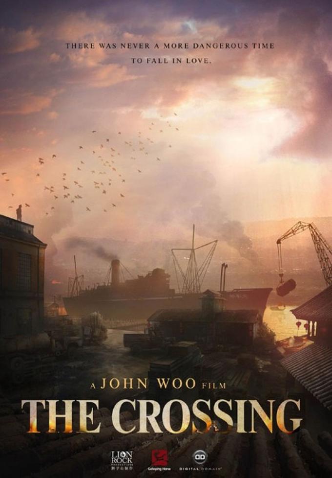 Foto de 'The Crossing', carteles del drama épico de John Woo (2/4)