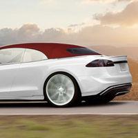 El Tesla Model S también será descapotable después de pasar por las manos de Ares Design
