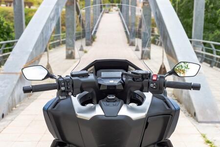 Honda Forza 750 2021 Prueba 021