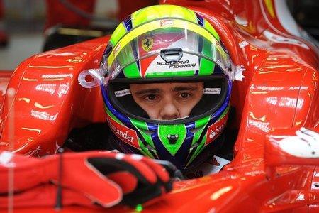 Felipe Massa confiado de recuperar la forma en 2012