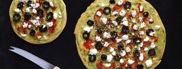 Trucos para hacer pizzas más saludables en casa durante la cuarentena