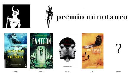 Ya están aquí los Premios Minotauro 2020: se busca la mejor obra de fantasía y ciencia ficción en español