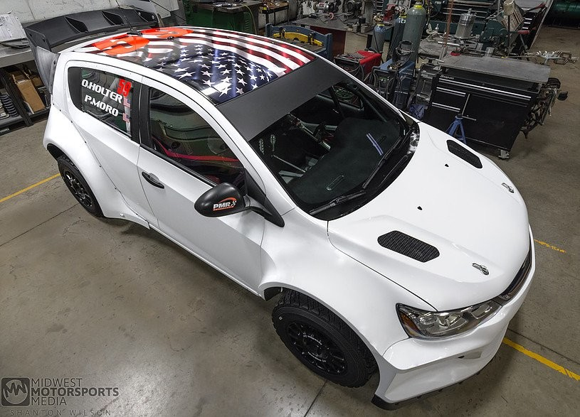 Chevrolet Sonic by PMR Motorsports