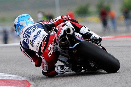 Superbikes EE.UU 2011: pleno ducatista encabezado por Carlos Checa