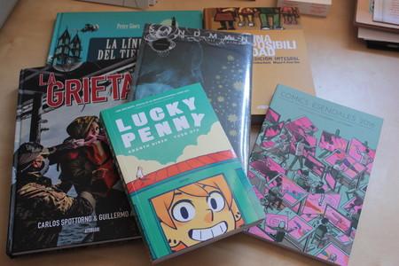 En el Día del Libro, ¿por qué no regalas un cómic?