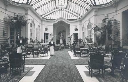 El ritz en 1908