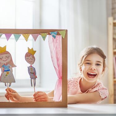 19 manualidades de títeres y marionetas fáciles y bonitas para hacer con los niños