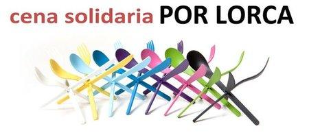 Cena solidaria: Cubiertos por Lorca