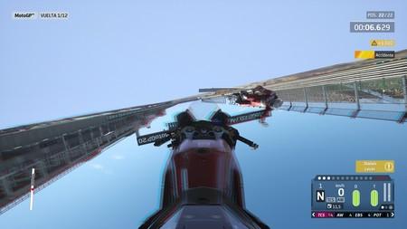 Crash Motogp 20