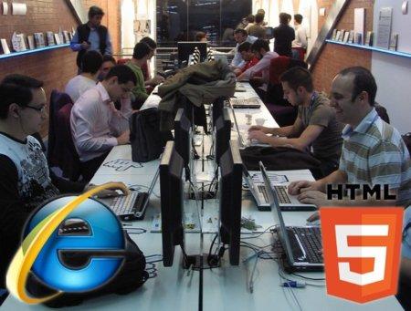 Microsoft organiza un concurso de programadores para incentivar el uso de HTML 5 en Internet Explorer 9