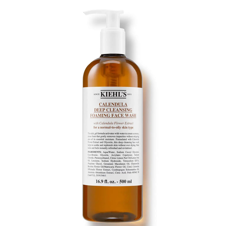 Calendula Deep Cleansing Foaming Face Wash 500ml
