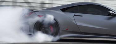 Salido del horno y a subasta, el Acura NSX Type S con el VIN 001 será subastado en Monterey