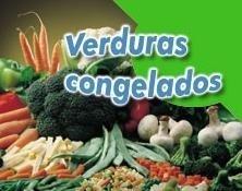 Verduras frescas vs verduras congeladas