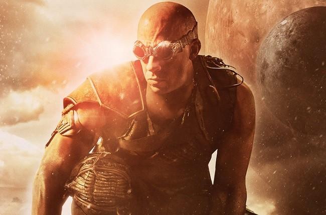 Cartel de 'Riddick'
