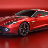 ¡Cállate y toma mi dinero! Aston Martin producirá 99 unidades del Vanquish Zagato