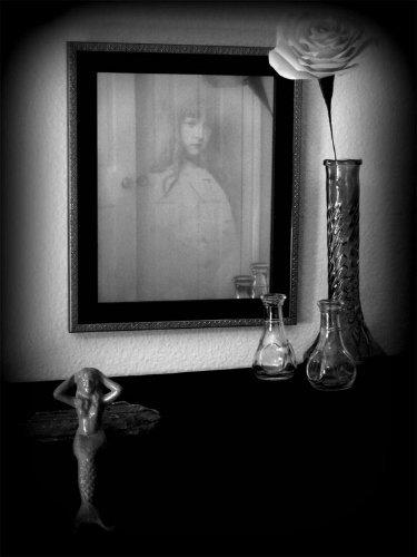Espejos con fantasmas