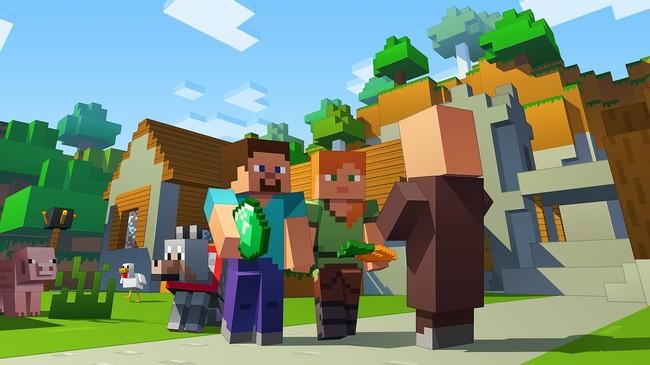 Minecraft llegará también a Apple TV