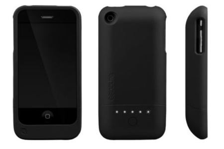 Incase Power Slider, funda para el iPhone con una batería extra