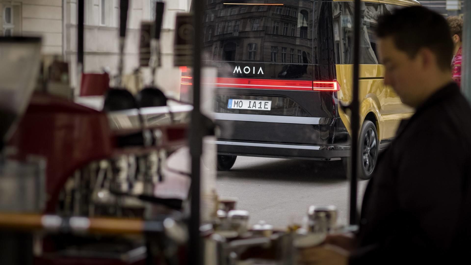 Foto de MOIA Volkswagen Crafter EV (10/18)