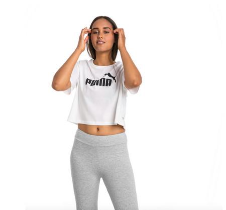 Camiseta Blanca Pum