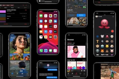 Novedades de iOS 13.6: Más opciones para actualizaciones automáticas y Síntomas en la app Salud
